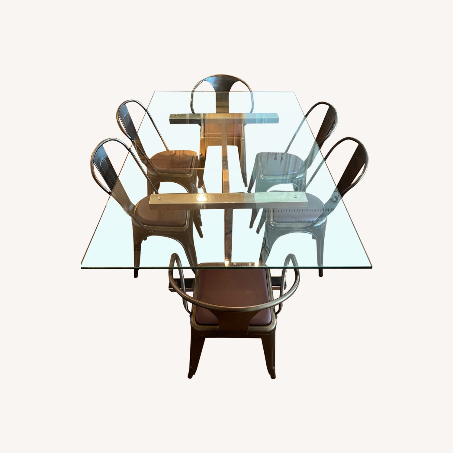 True Modern Dining Table - image-0