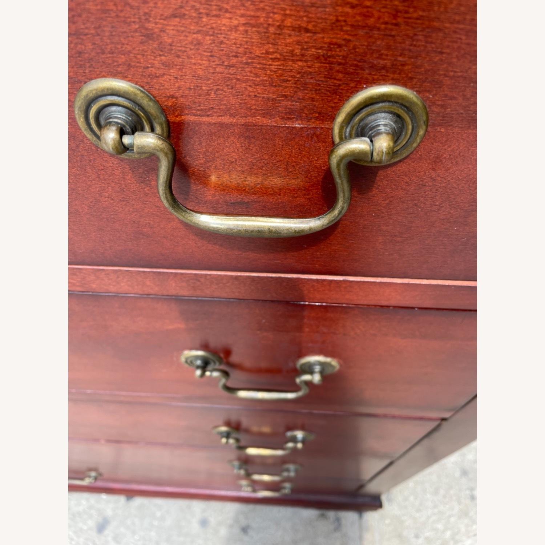 Wooden 6 Drawer Dresser - image-10