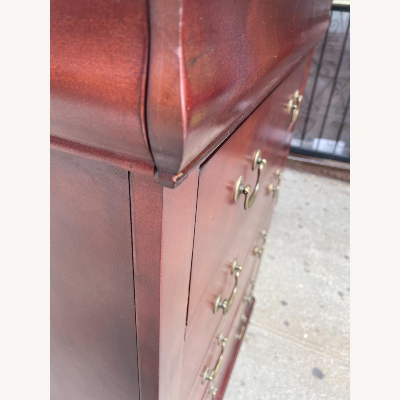 Wooden 6 Drawer Dresser - image-15