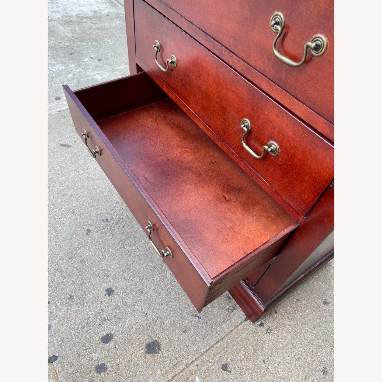 Wooden 6 Drawer Dresser - image-16