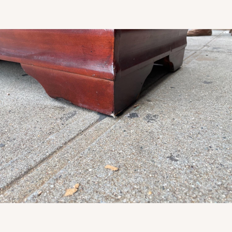 Wooden 6 Drawer Dresser - image-17