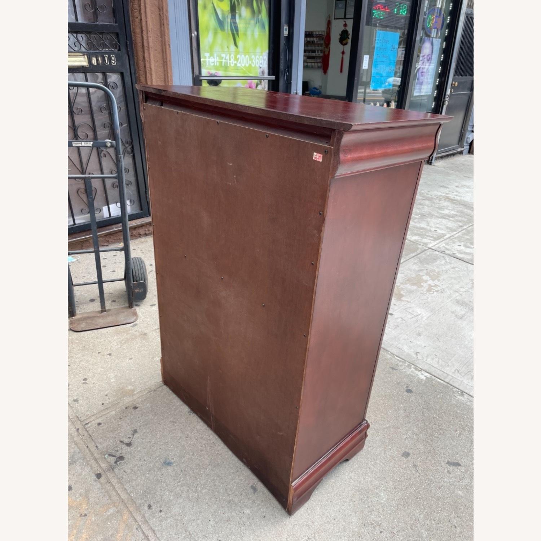 Wooden 6 Drawer Dresser - image-6