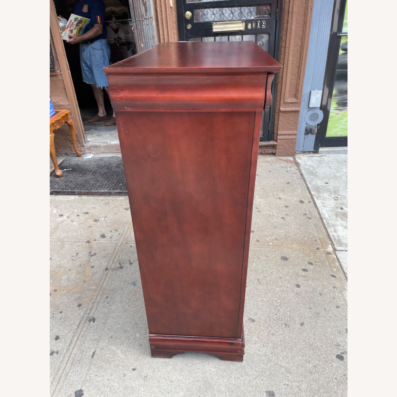 Wooden 6 Drawer Dresser - image-5