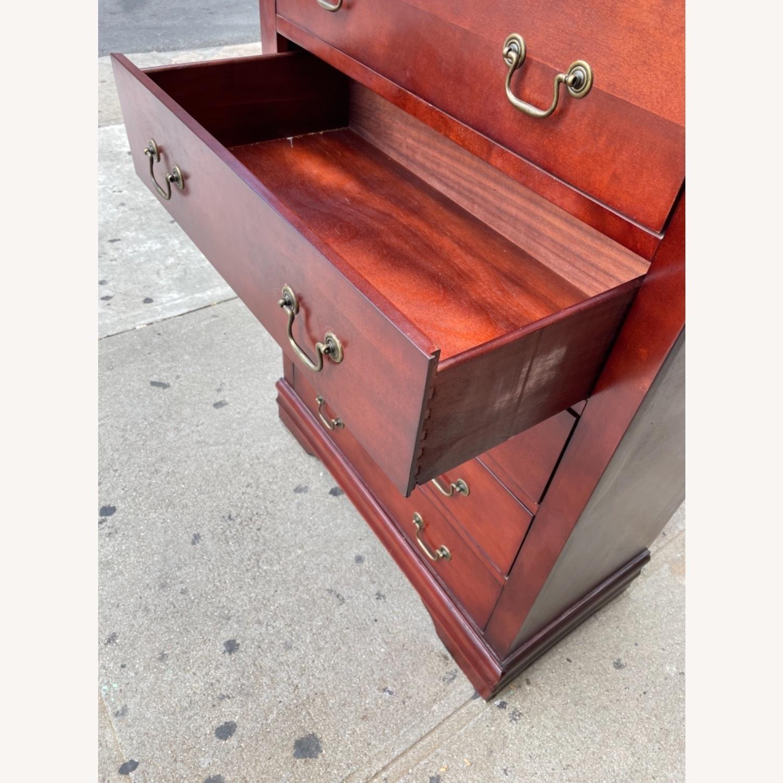 Wooden 6 Drawer Dresser - image-13
