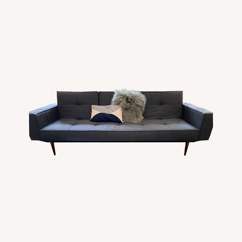 Room & Board Eden Convertible Sleeper Sofa - image-0