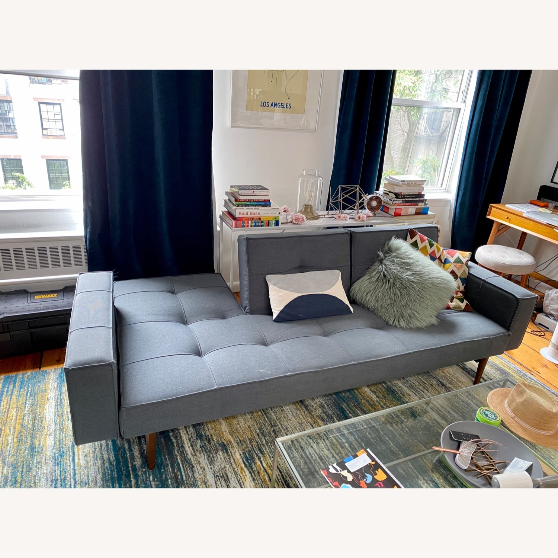 Room & Board Eden Convertible Sleeper Sofa - image-4