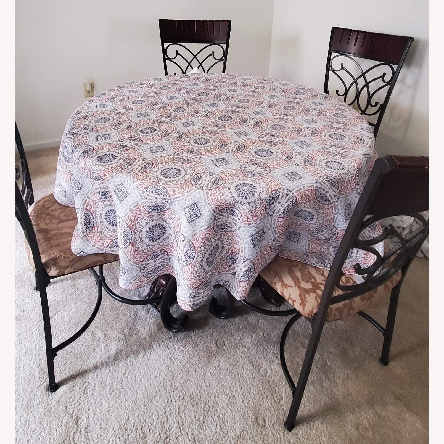 Ashley Glambrey Dining Table Set of 4 (28inches height) - image-4