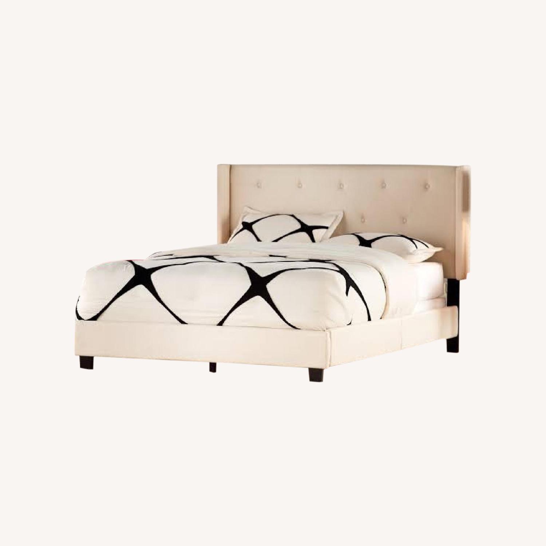Wayfair Queen Low Profile Bed - image-0