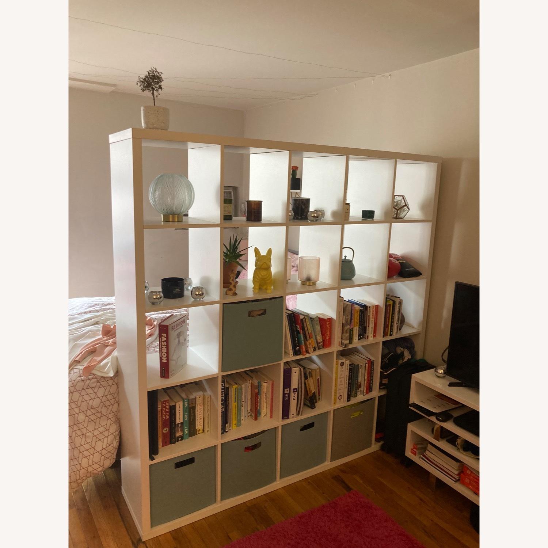 White Bookcase - image-2