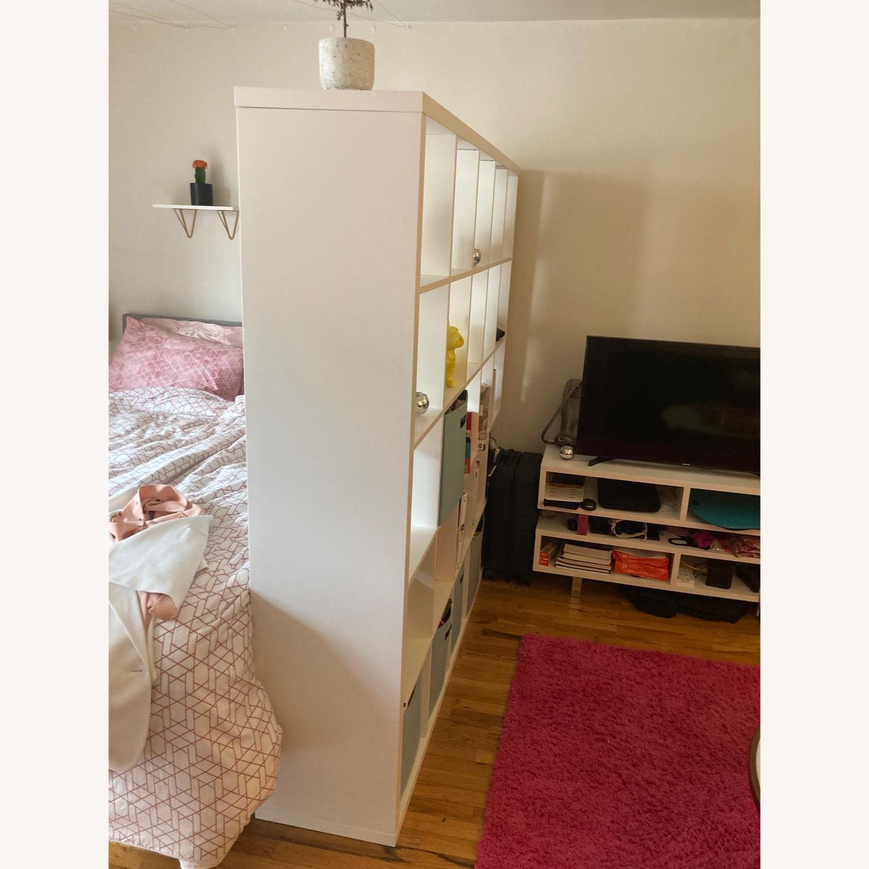 White Bookcase - image-3