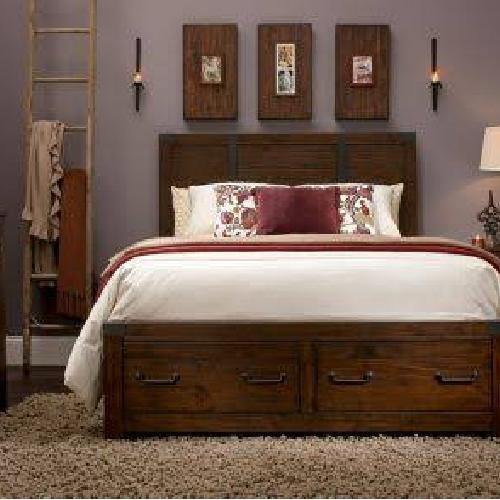 Used Raymour & Flanigan Sheldon Bed for sale on AptDeco