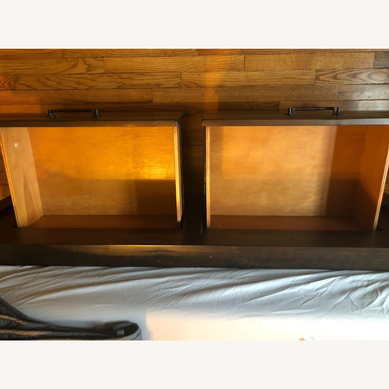 Raymour & Flanigan Sheldon Bed - image-4