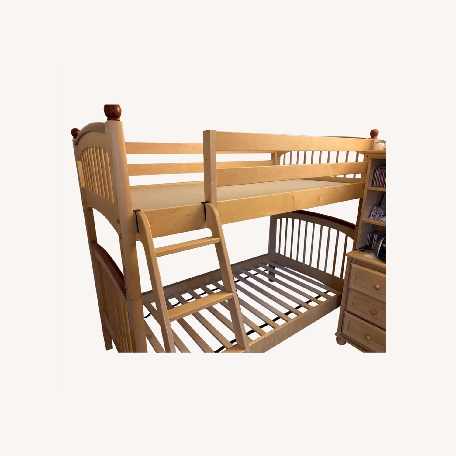 Bolton Children's Windsor Twin Bunk Beds - image-0
