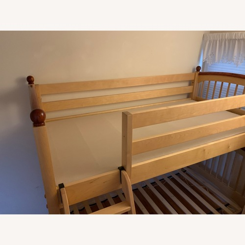 Used Bolton Children's Windsor Twin Bunk Beds for sale on AptDeco