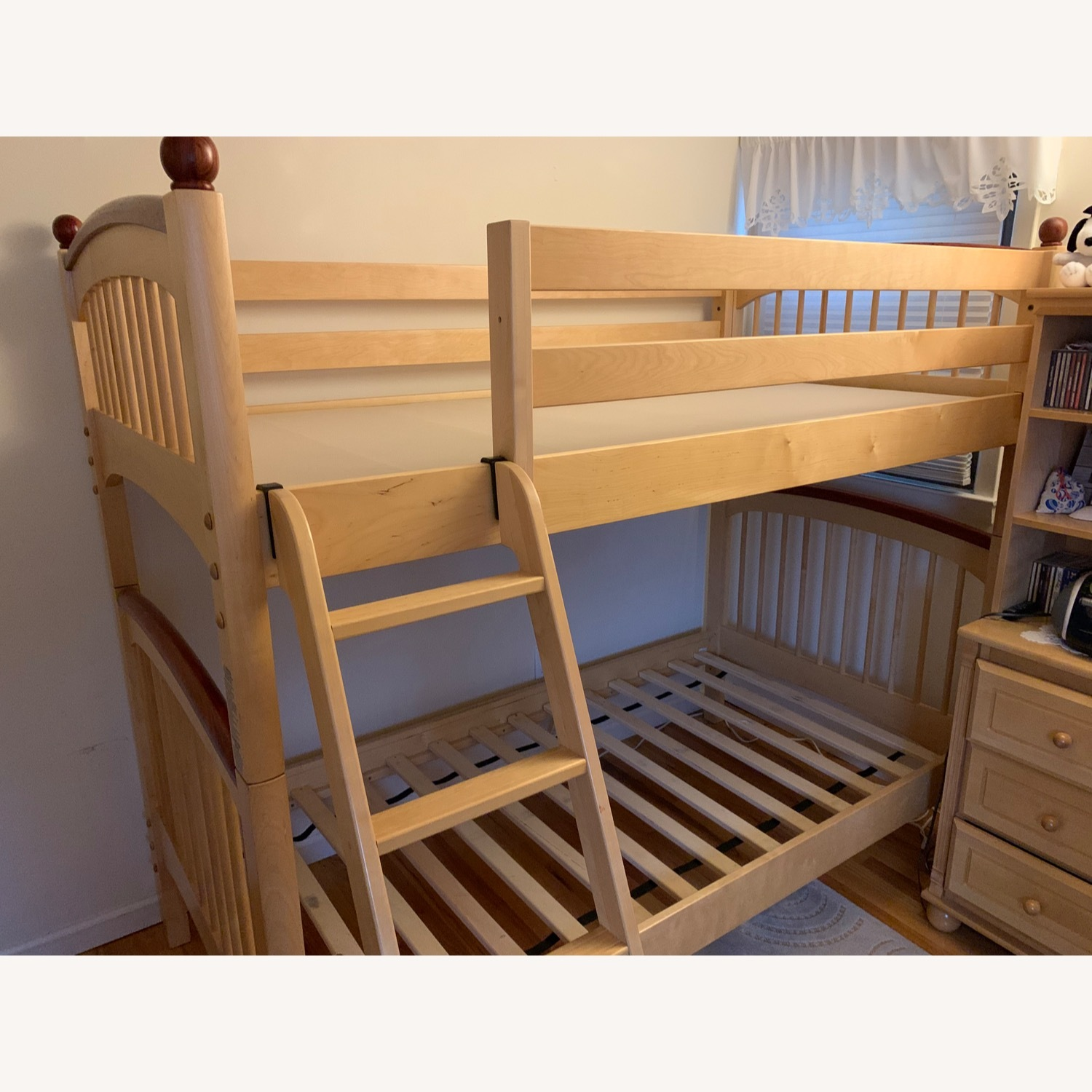 Bolton Children's Windsor Twin Bunk Beds - image-1