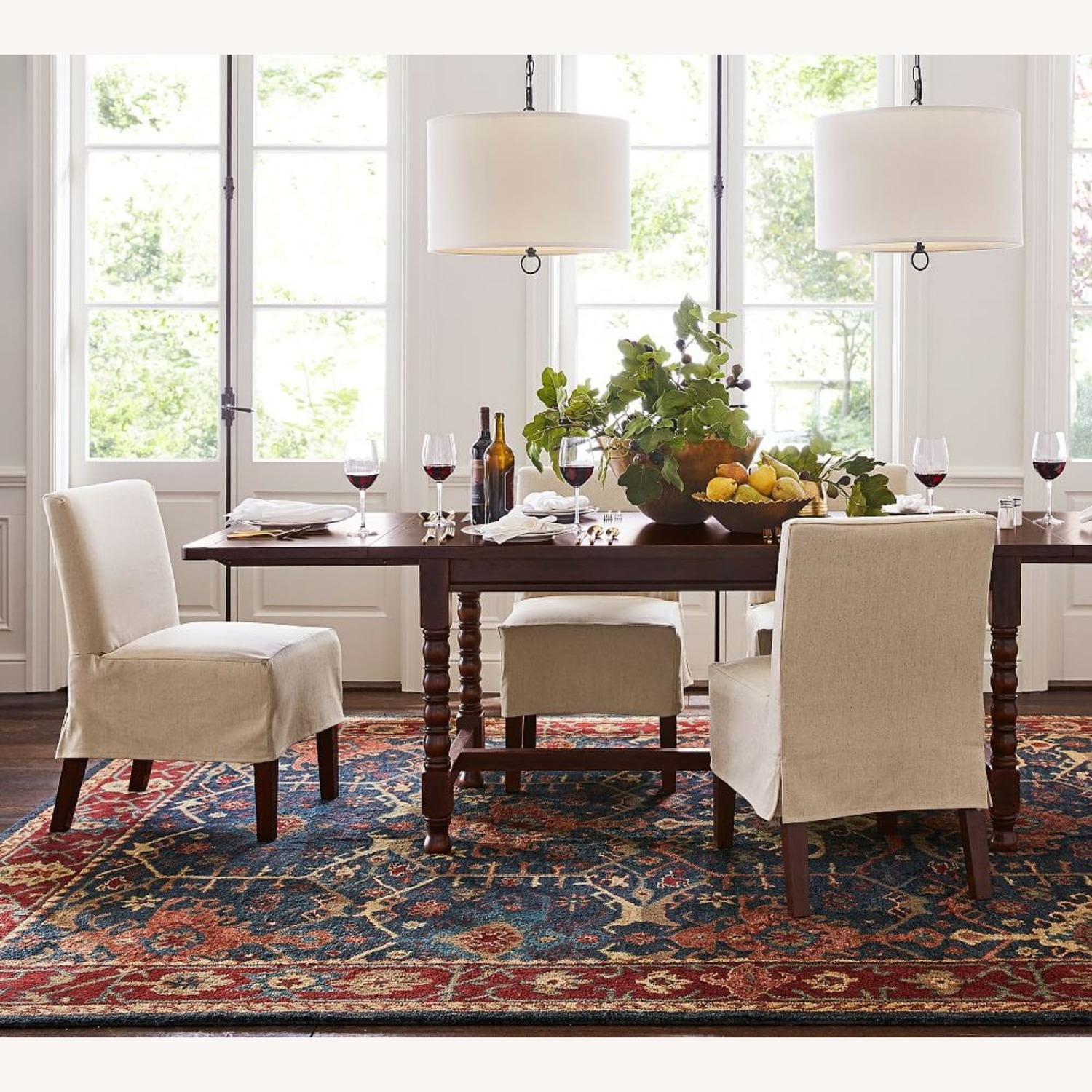 Pottery Barn Channing Persian-Style Hand Rug - image-2