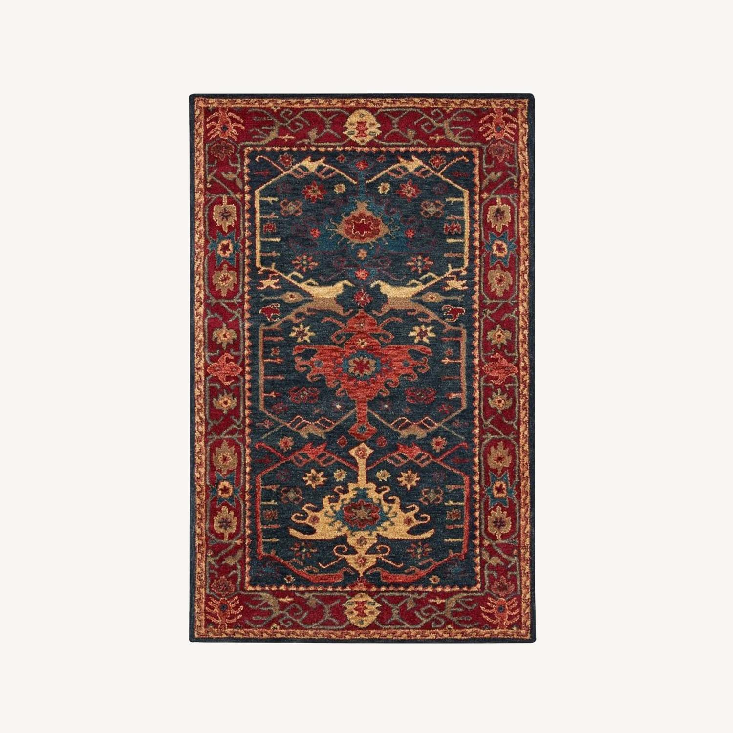Pottery Barn Channing Persian-Style Hand Rug - image-0