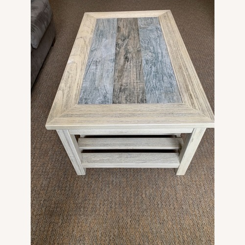 Used Wayfair Briarwood Coffee Table for sale on AptDeco