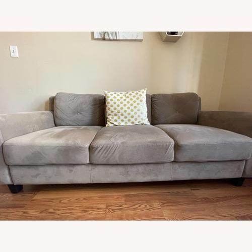 Used Andover Mills Brown Sofa for sale on AptDeco