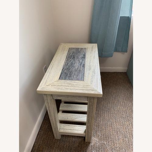Used Wayfair Briarwood Side Table for sale on AptDeco