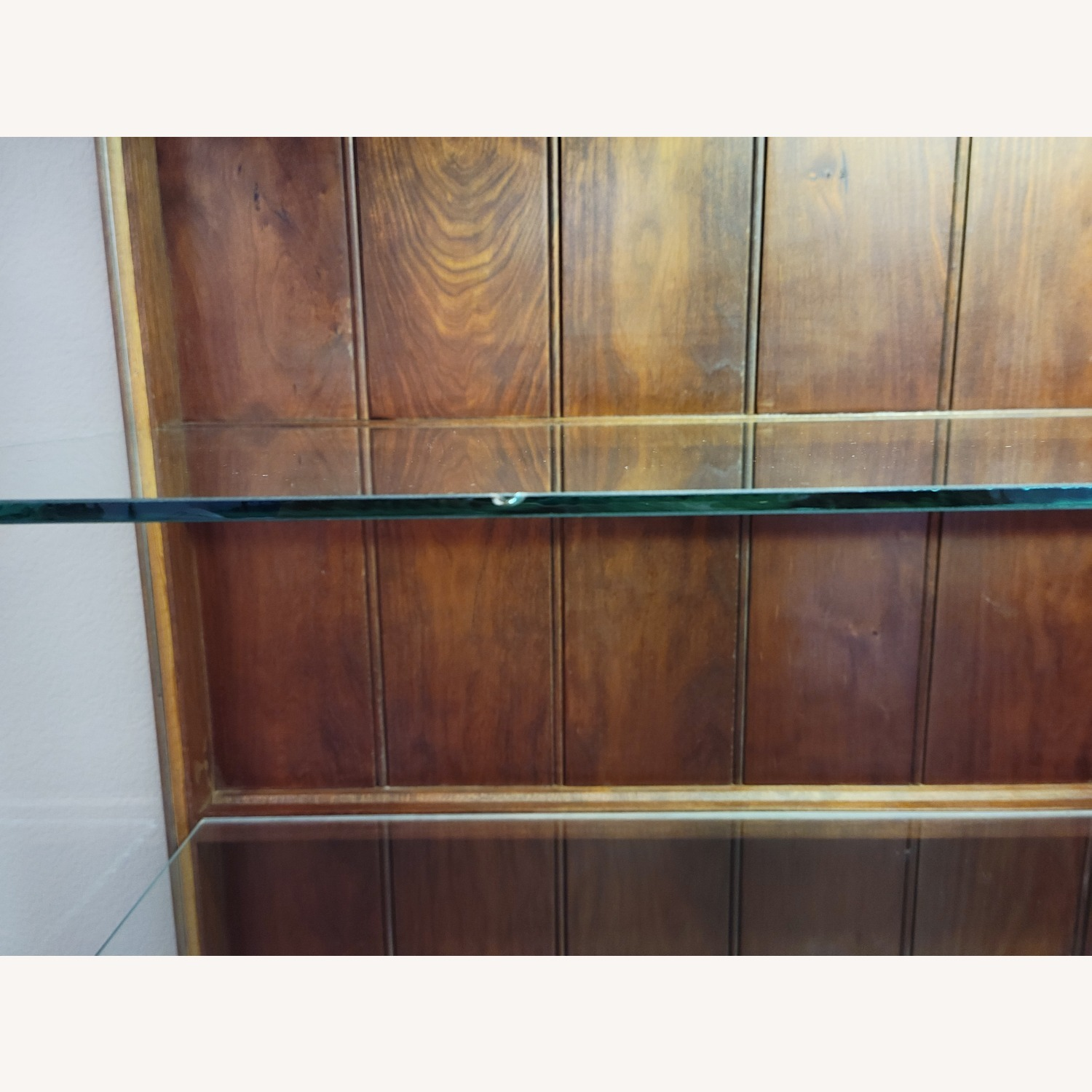 Solid Cherry Hutch - image-5
