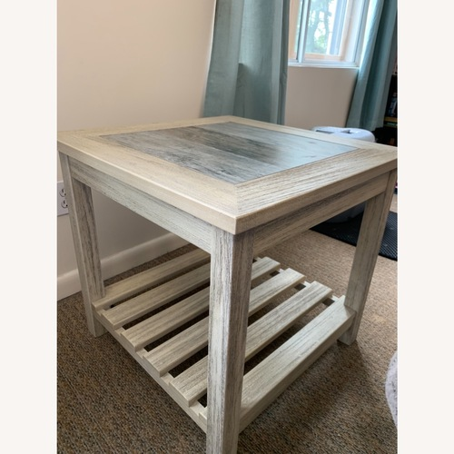 Used Wayfair Briarwood End Table for sale on AptDeco