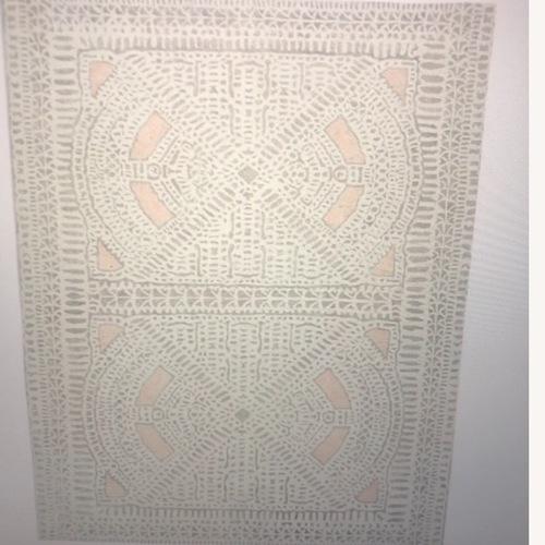 Used West Elm Dynasty Rug - Rosette 8x10 for sale on AptDeco