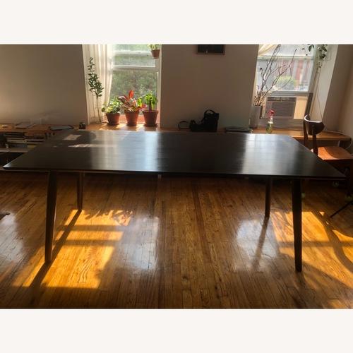 Used Mid Century Large Beautiful Dining Table for sale on AptDeco