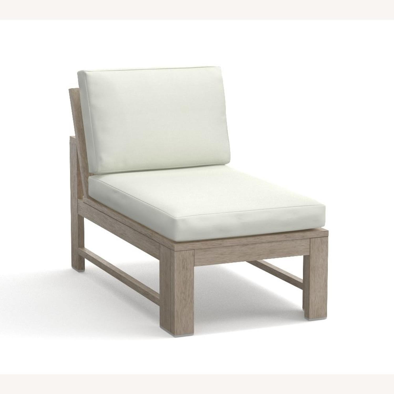 Pottery Barn Indio Sectional Cushion - image-1