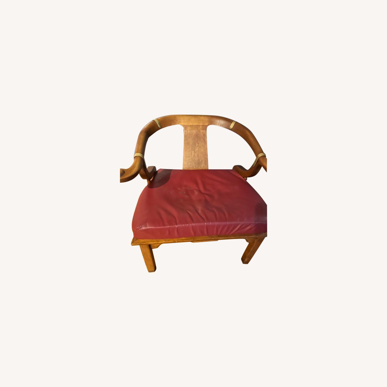 Italian Wooden Chair - image-0