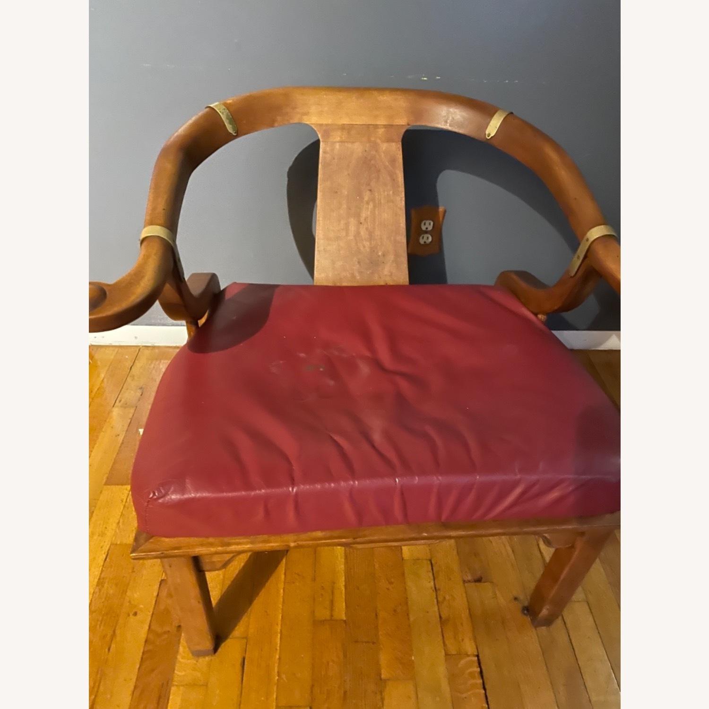 Italian Wooden Chair - image-1