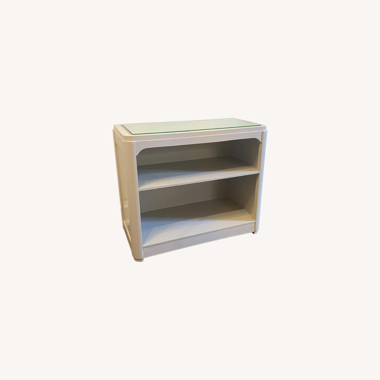 Side Table Bookshelf - image-0