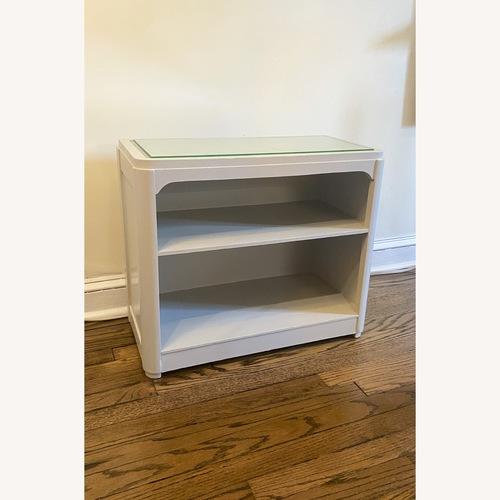 Used Side Table Bookshelf for sale on AptDeco