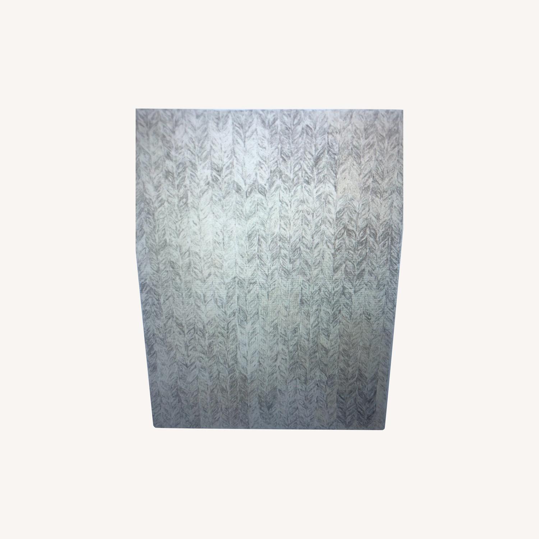 West Elm 5x8 Vines Wool Rug - image-0