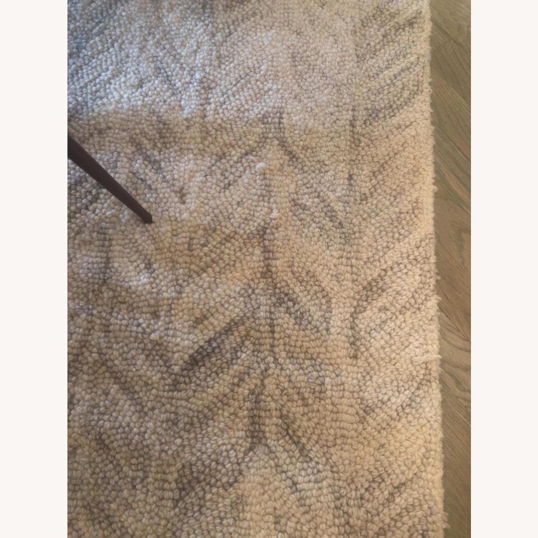 West Elm 5x8 Vines Wool Rug - image-4