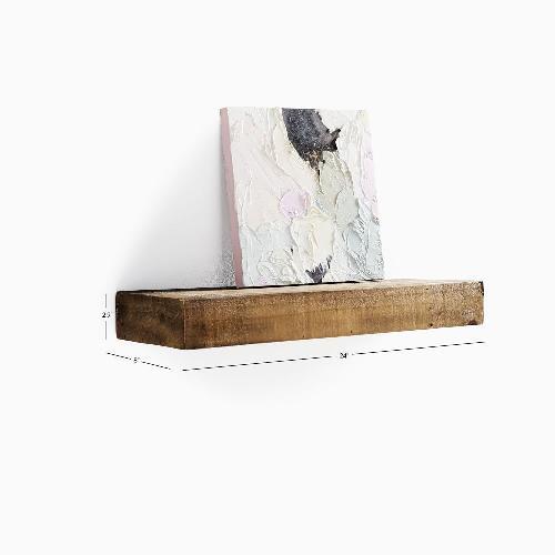 Used West Elm Floating Shelf for sale on AptDeco