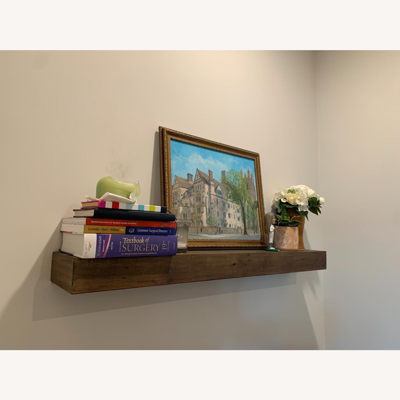 West Elm Floating Shelf - image-1