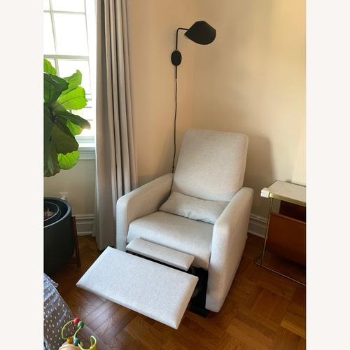 Used Monte Design Nursery Rocking/Recliner Chair for sale on AptDeco