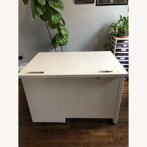 Used Kokuyo Functional Office Desk for sale on AptDeco