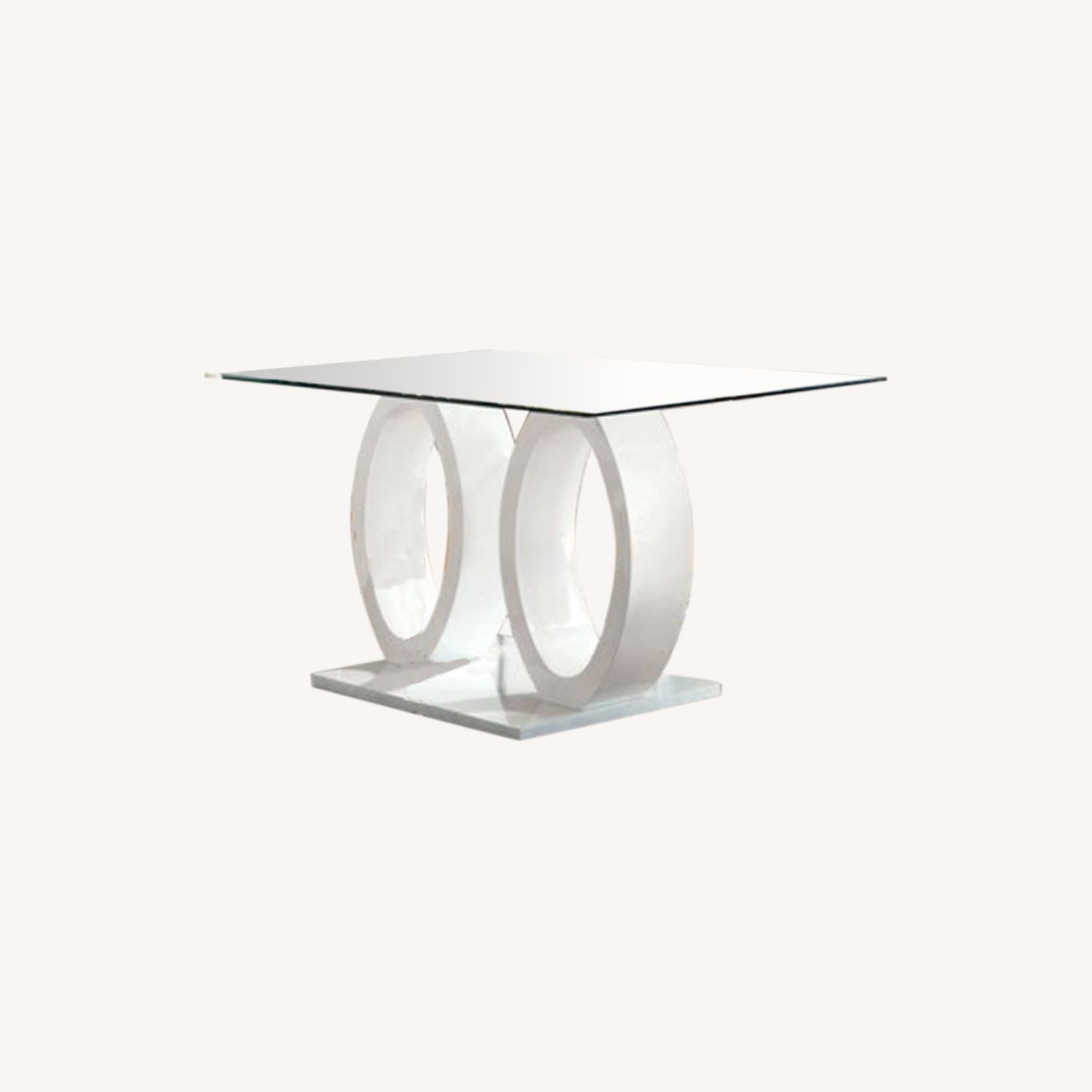 Modern Style Dining Table - image-0