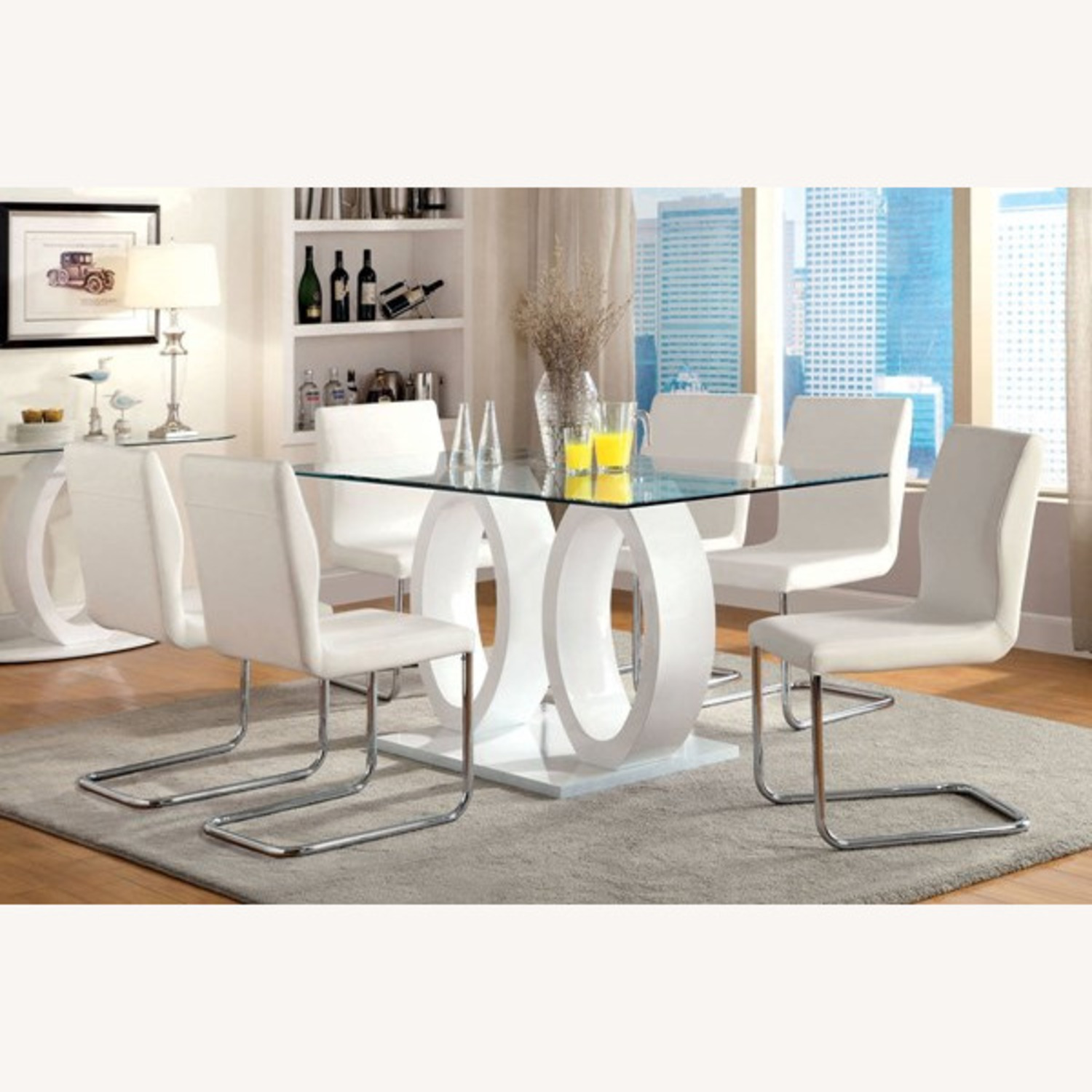 Modern Style Dining Table - image-1