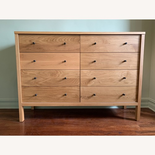 Used Room and Board Emerson Dresser, White Oak for sale on AptDeco