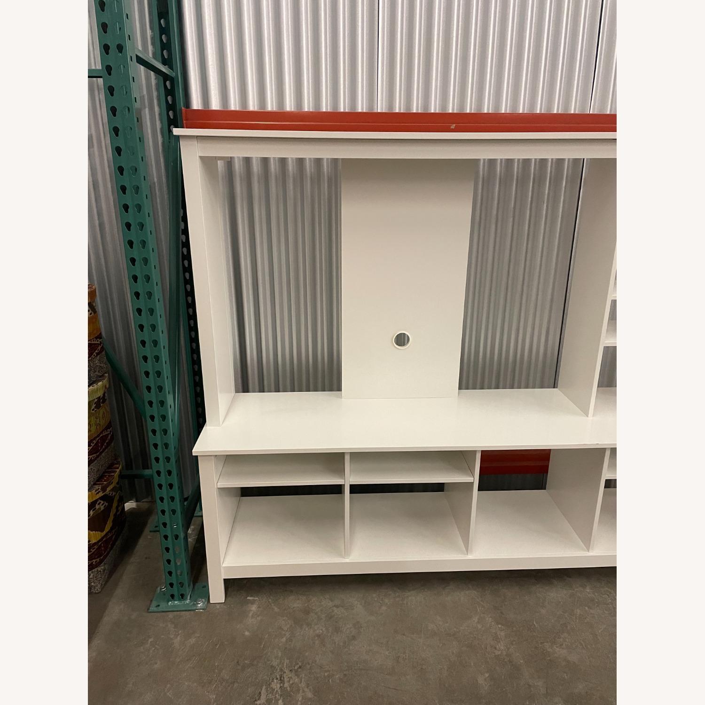 IKEA White Media Center/Display - image-3