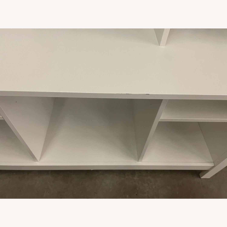IKEA White Media Center/Display - image-7