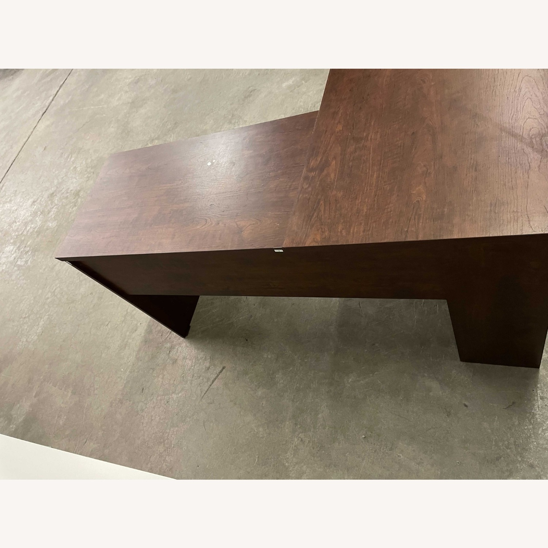 IKEA L-Shape Ergonomic Desk - image-5