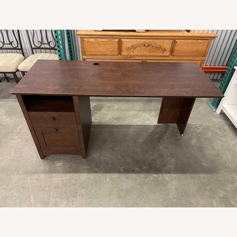 IKEA L-Shape Ergonomic Desk - image-7