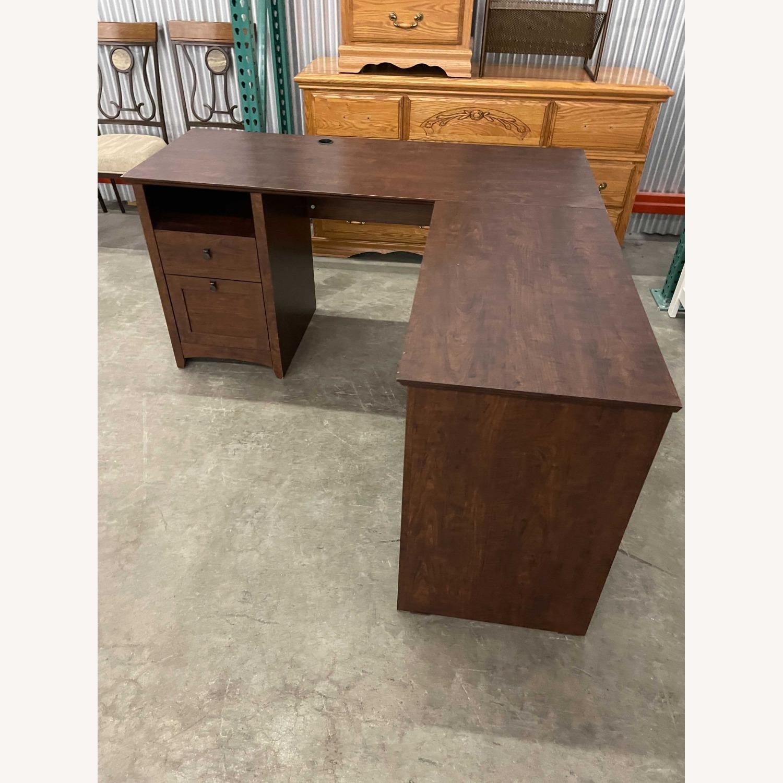 IKEA L-Shape Ergonomic Desk - image-3