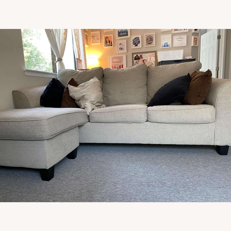 Ashley Furniture Amityville Sofa Price Flexible - image-3