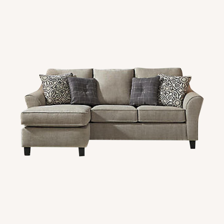 Ashley Furniture Amityville Sofa Price Flexible - image-0