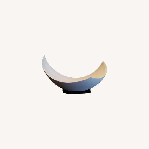 Used Kazuo Takahashi Crescent Moon Sculpture for sale on AptDeco